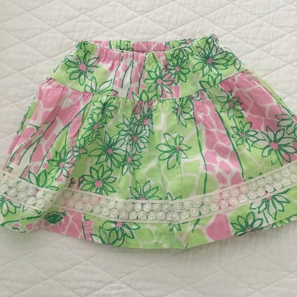 Lilly Pulitzer Other - Lilly Pulitzer Skirt